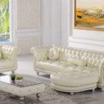 Kursi Sofa Tamu Duco Chesterfield Minimalis Modern