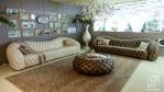 Kursi Sofa Tamu Klasik Chesterfield Italy