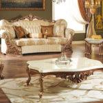 Kursi Sofa Tamu Mewah Ukir Ferman Terbaru