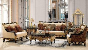 Kursi Sofa Tamu Modern Ronica Mewah