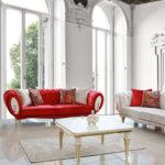 Kursi Sofa Tamu Minimalis Roza Modern