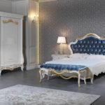 Set Kamar Tidur Duco Ukir Itali Klasik