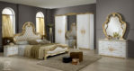Set Kamar Tidur Isabella Ukir Klasik