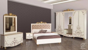 Set Kamar Tidur Mewah Dafinsi Terbaru