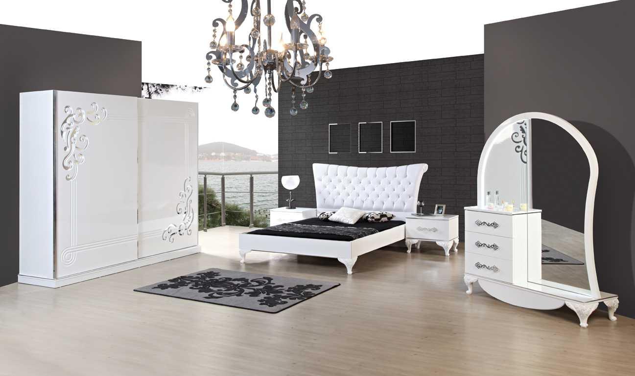 Set Kamar Tidur Minimalis Duco Arabian