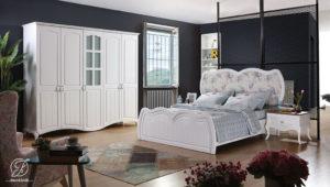 Set Kamar Tidur Minimalis Duco Diana Modern