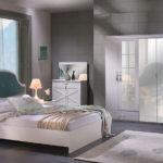 Set Kamar Tidur Minimalis Duco Putih Mewah