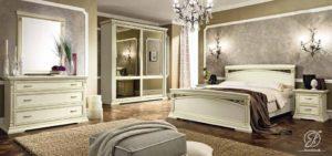 Set Kamar Tidur Minimalis Modern Duco Treviso