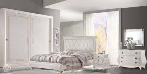 Set Kamar Tidur Minimalis Modern French