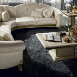Set Kursi Sofa Tamu Sudut Ukir Bellona