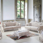 Set Kursi Sofa Tamu Ukir Duco Rosalia
