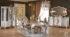 Set Meja Makan Beren Duco Putih