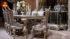 Set Meja Makan Klasik Chandelier Jumbo