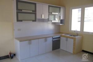 Kitchen Set Minimalis L Duco Mewah