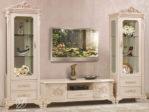 Set Bufet TV Duco Putih Avanti Klasik