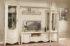 Set Bufet TV Duco Putih Vilga Klasik