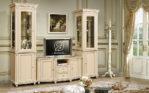 Set Bufet TV Klasik Minimalis Duco Valensia
