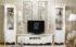 Set Bufet TV Minimalis Modern Paris Putih