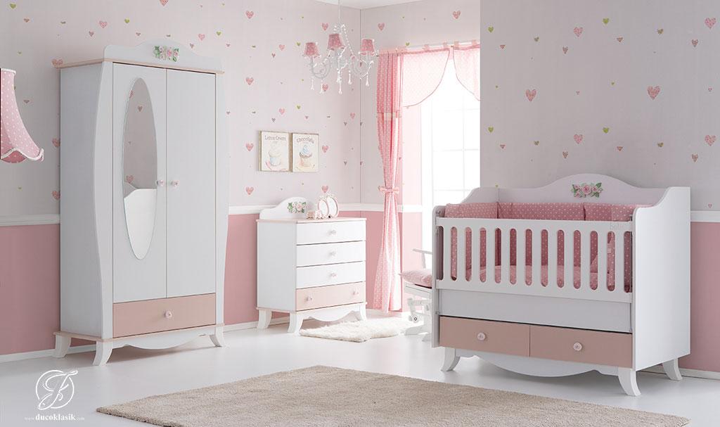 Set Kamar Anak Bayi Cantik Minimalis Modern