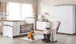 Set Kamar Tidur Anak Bayi Duco Putih Coco