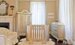 Set Kamar Anak Bayi Klasik Ukir Jepara