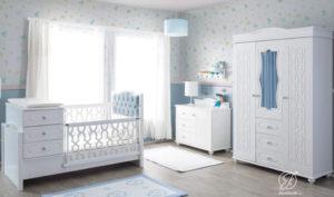 Set Kamar Anak Bayi Minimalis Modern