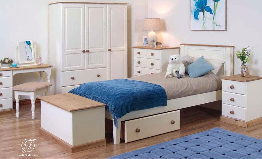 Set Kamar Anak Laki Laki Minimalis Modern