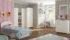 Set Kamar Anak Perempuan Minimalis Duco Putih