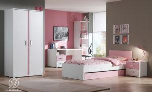 Set Kamar Anak Perempuan Minimalis Valentine