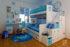 Set Tempat Tidur Anak Tingkat Minimalis Doraemon