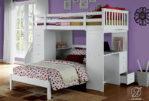 Set Tempat Tidur Anak Tingkat Minimalis Modern