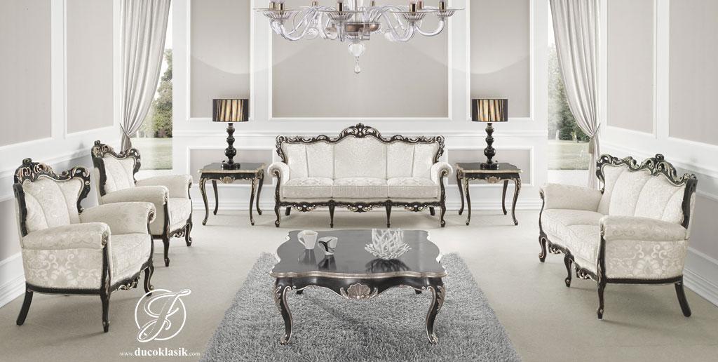 Set Kursi Sofa Tamu Duco Calia Modern