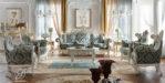 Set Kursi Sofa Tamu Duco Ukir Barocco