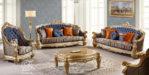 Set Kursi Sofa Tamu Klasik Minerva Duco