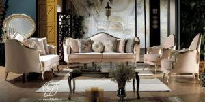 Set Kursi Sofa Tamu Minimalis Duco Elis
