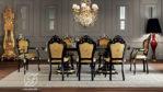 Set Meja Makan Modern Duco Luxus