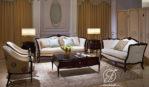 Set Kursi Sofa Tamu Cantik Ukir Modern