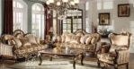 Set Kursi Sofa Tamu Cantik Ukir Natali