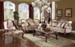 Set Kursi Sofa Tamu Klasik Ella Victorian