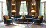Set Kursi Sofa Tamu Mewah Ukir Madrid