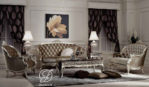 Set Kursi Sofa Tamu Mewah Verinno Modern
