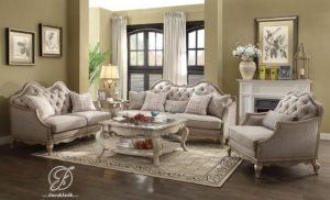 Set Kursi Sofa Tamu Minimalis Duco Love
