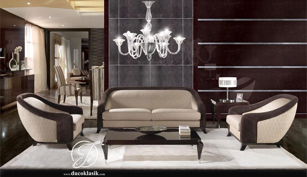 Set Kursi Sofa Tamu Minimalis Itali Modern