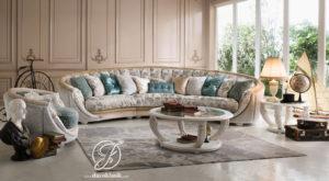 Set Kursi Sofa Tamu Modern Duco Patrizia