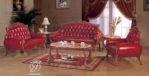Set Kursi Sofa Tamu Duco Racoco Klasik