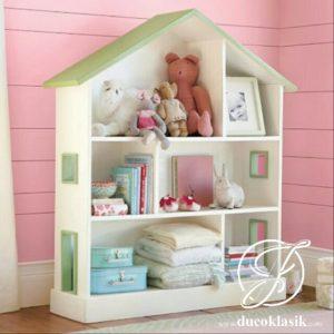 Rak Buku Anak Minimalis Desain Rumah