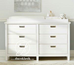 Baby Tafel Minimalis Klasik 6 Laci