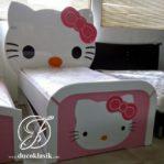 Tempat Tidur Anak Perempuan Hello Kitty Terbaru
