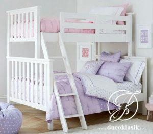 Tempat Tidur Anak Tingkat Minimalis Susun Terbaru