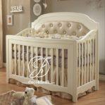 Tempat Tidur Bayi Busa Jok Minimalis